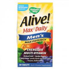 Мультивитамины для мужчин Nature's Way,...