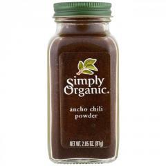 Перец поблано Simply Organic,  органический...