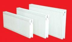 Steel radiators of UNMAK