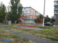 Встроенное помещение в Бердянске на бул. Гайдара
