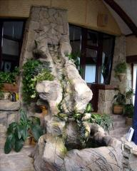 Cascadas decorativas