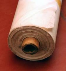 Lavsan milk filtering rolls and pometrovo