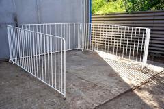 Ограждения для ограничения доступа домашних