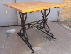 Стол для дачи Лето 1м (0,86х1м)