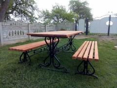 Стол для дачи Лето 1,5м (0,86х1,5м)