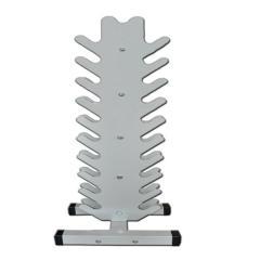 Стойка для гантелей металлическая вертикальная