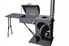 Barbecue ovens
