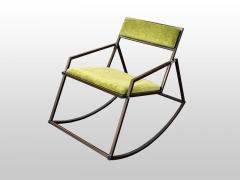 Кресло качалка лофт