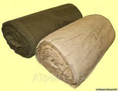 Ткань двунитка различных плотностей