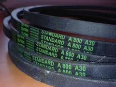 Stomil belts the strengthened standard