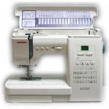 Sewing machine Janome 2325(6260QC)