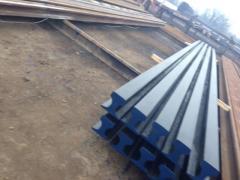 Rail crane KP100