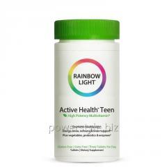 Витамины для подростков с комплексом для кожи,