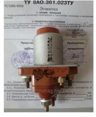 Контактор ТКС111ДОД (TKS111DOD)
