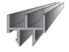 Профиль Ш-образный 5мм