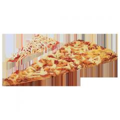 Пицца с копченой курицей 180 (тестовая заготовка)