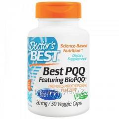 Пищевая добавка Пирролохинолинхинон, Best PQQ,