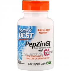 Комплекс Цинк карнозин, Zinc-L-Carnosine, Doctor's