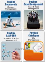 Управление бизнес-процессами PayDox