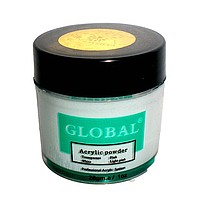 Acrylic GLOBAL 28g/1oz powder transparent.