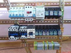 Electropanel board equipmen