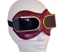 Closed glasses for gas welders