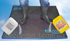 Дезинфекционный коврик 1, 00*2, 00 h-3см