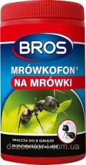 Порошок інсектицидний BROS від мурах 100г