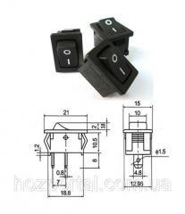 Кнопка 10А (комплектующая)