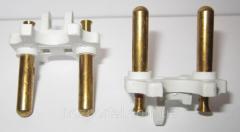 Комплектующая для литых электрических вилок