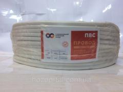 СКЗ.ПВС 3*1.5мм2 белый.