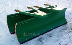 Dump snow-removing MTZ 82