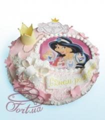 Children's cake with the photo Kiev