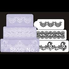 Stencils for cakes