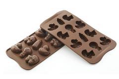 """Форма для шоколада """"Детская"""" 35*32 мм h"""