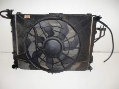 Радиатор от Hyundai Sonata 2008 года