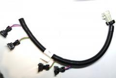 Проводка форсунок ВАЗ 2111 8-клапанная