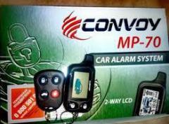 Автосигнализация CONVOY MP-70
