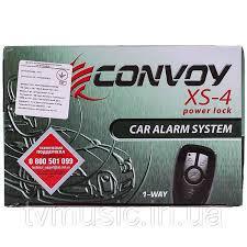 Автосигнализация CONVOY SX-4
