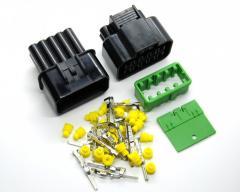 Разъём герметичный 10 pin .GM LS серии Комплект.
