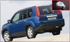 Камера заднего вида для Nissan Qashqai, X-Trail, Citroen C4 (INC VDC-023)