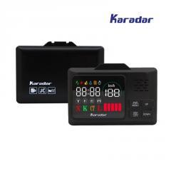 Антирадар Karadar G-860STR(GPS-база данных камер и радаров+голосовое оповещение)
