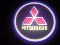 ЛАЗЕРНЫЙ ПРОЕКТОР МАРКИ АВТО Mitsubishi