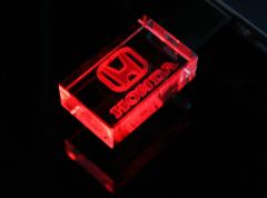 USB 3D Honda 32G КРАСНАЯ