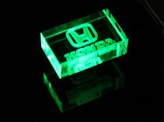 USB 3D Honda 32G ЗЕЛЕНАЯ