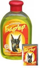 Шампунь Барєр 2в1, 3в1 для собак та котів Продукт