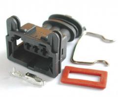 Разъём 3 pin датчика скорости ВАЗ 2110,2112,2114,2115,21099 и других...