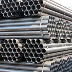 Pipes and tubes from metal