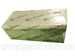 Бумажное полотенце V/V серое(170листов) Каховинка