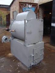 Automated mini- boiler rooms